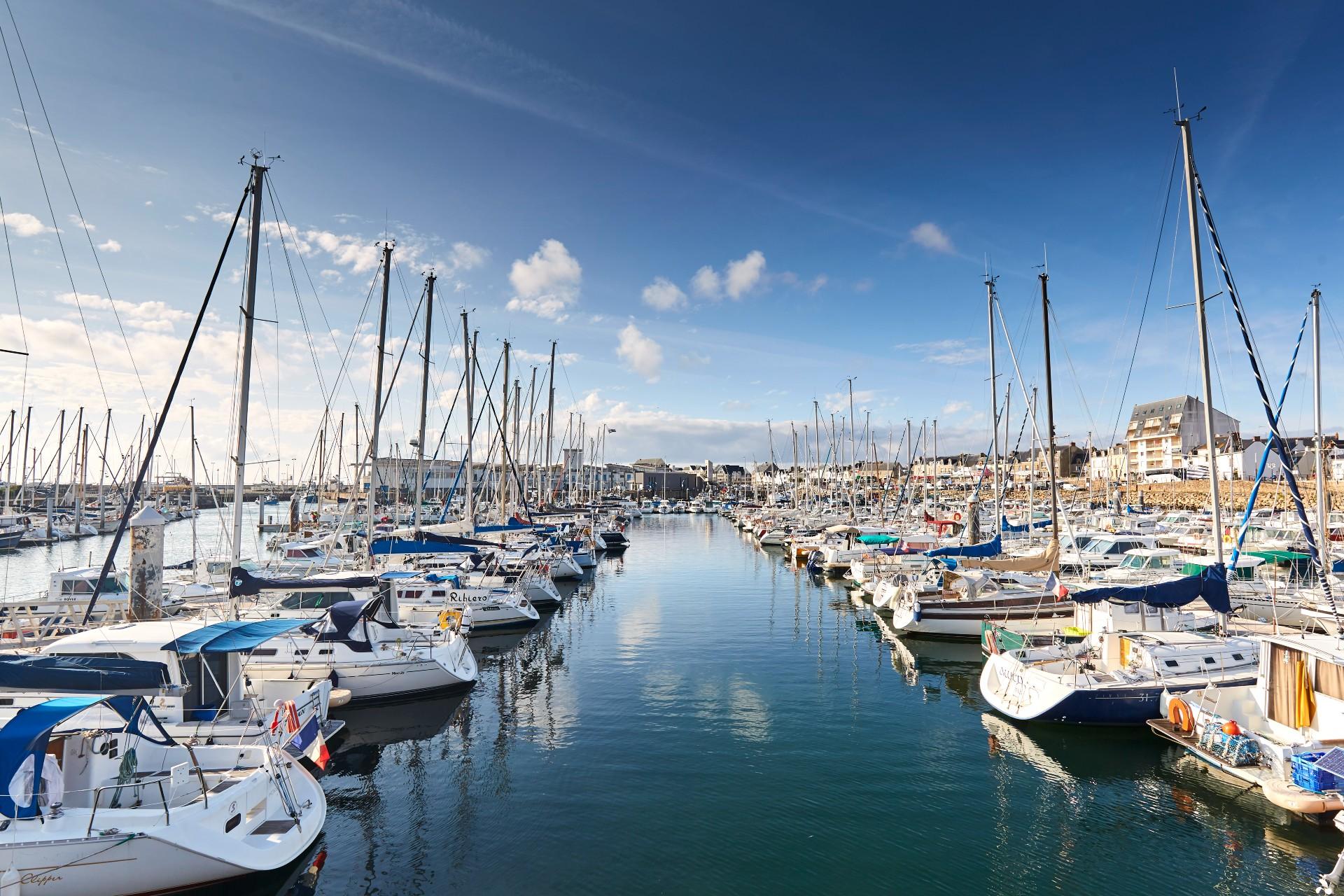 Port de plaisance de La Turballe - © Alexandre Lamoureux