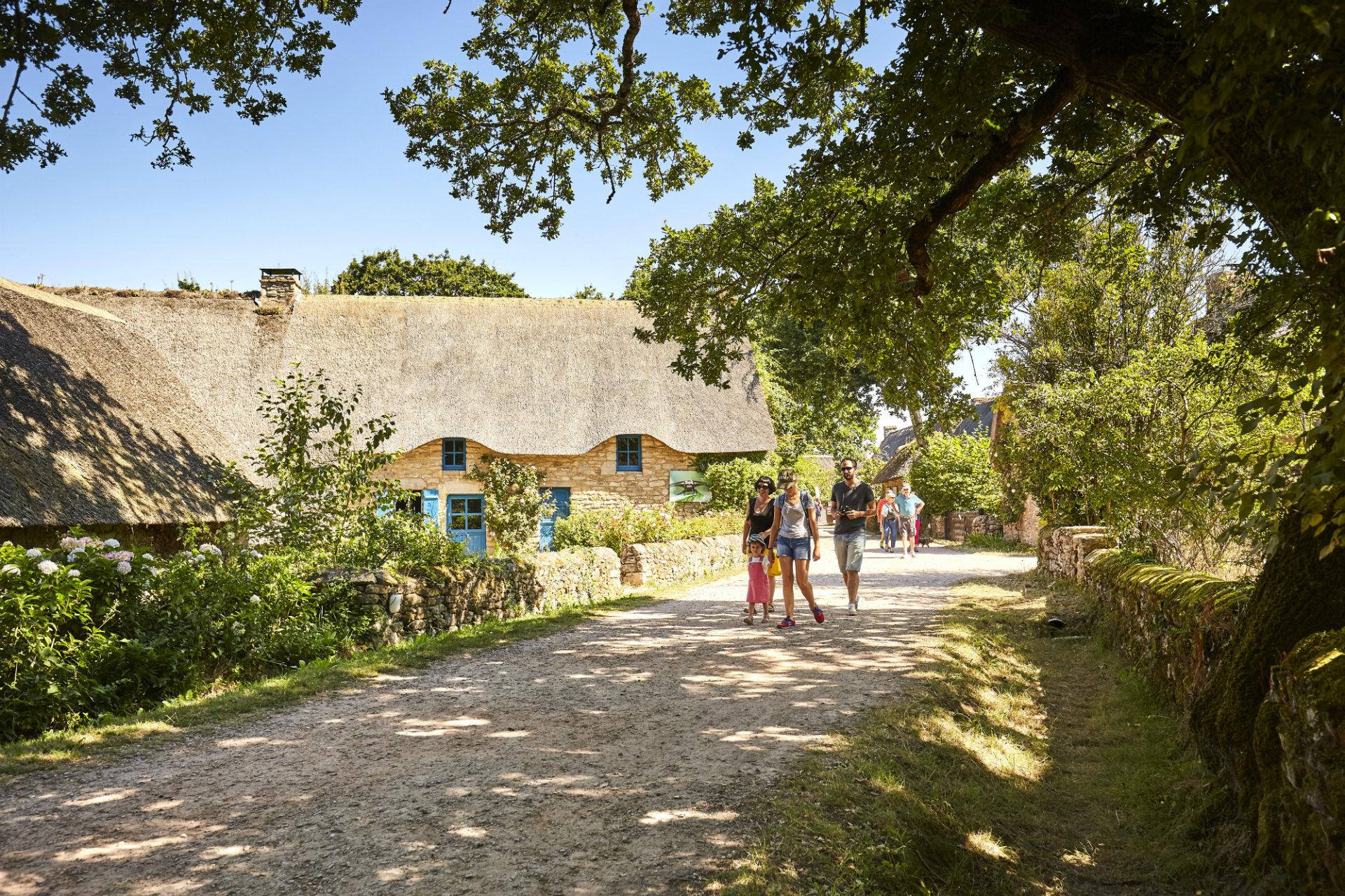Village de Kerhinet - Alexandre Lamoureux